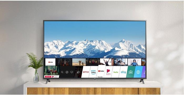تلویزیون ال جی 49 اینچ مدل 49UN7300