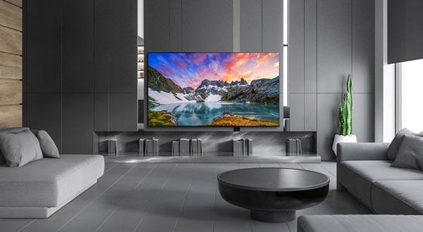 تلویزیون ال جی 49 اینچ مدل 49NANO86
