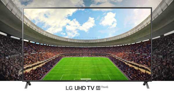 تلویزیون 4K ال جی مدل 70UN7380