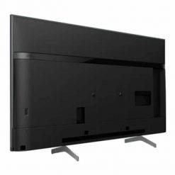 نمای پشتی تلویزیون سونی 49 اینچ مدل 49X8500H از کنار
