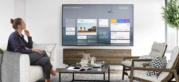 تلویزیون هوشمند ال جی مدل 65NANO95