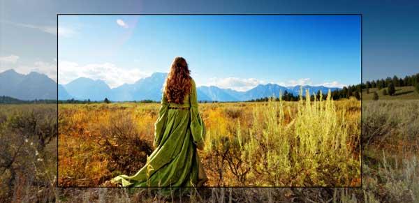 تلویزیون 4K ال جی مدل 50UN7340