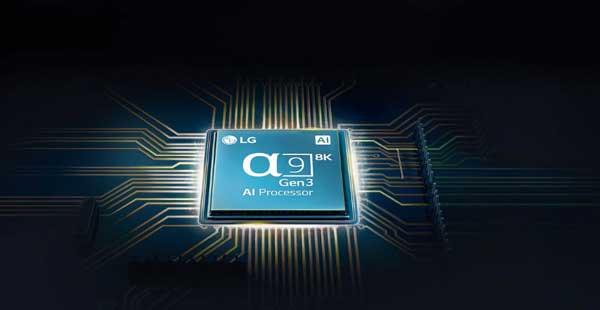 پردازندهی آلفا 9 ال جی