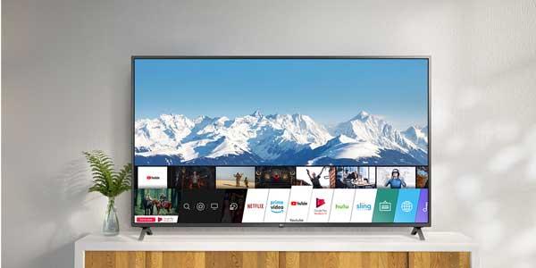 تلویزیون هوشمند ال جی مدل 75UN7370