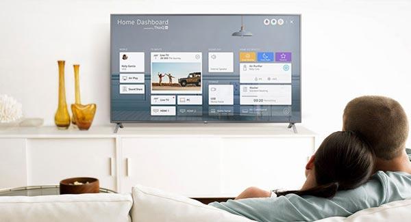 تلویزیون هوشمند ال جی مدل 49NANO86