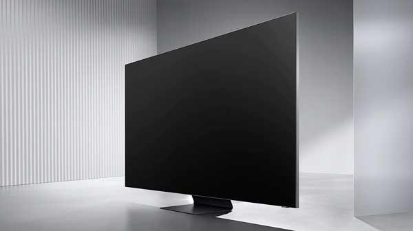 تلویزیون صفحه تخت سامسونگ مدل 82Q800T