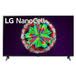 طراحی تلویزیون ال جی 49 اینچ مدل 49NANO80 از روبرو