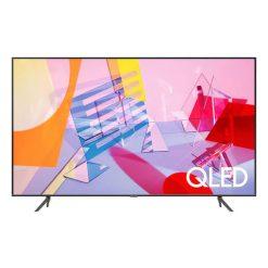 نمای تلویزیون سامسونگ 55 اینچ مدل 50Q60T از روبرو