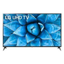 طراحی تلویزیون ال جی 70 اینچ مدل 70UN7380 از روبرو
