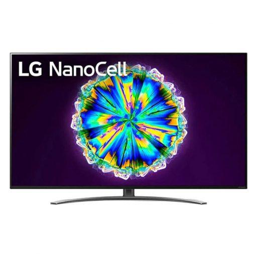 طراحی تلویزیون ال جی 49 اینچ مدل 49NANO86 از روبرو