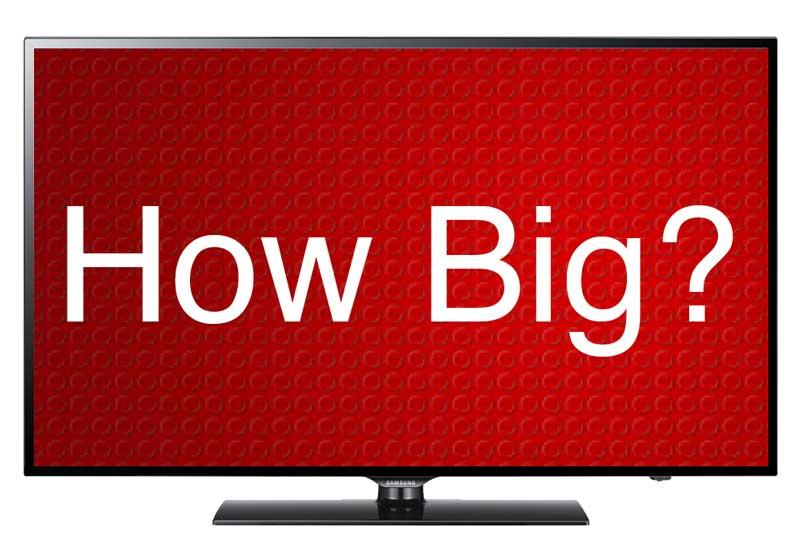 HOW BIG?