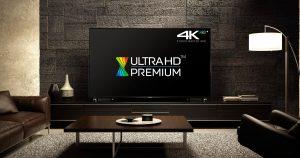 primium panasonic tv