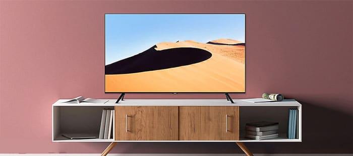 تلویزیون سامسونگ 75 اینچ مدل 75TU7100
