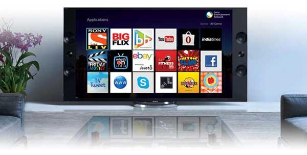 تلویزیون اندرویدی هوشمند سونی 55X9004