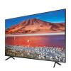 نمای تلویزیون سامسونگ 75 اینچ مدل 75TU7100 از زاویه راست