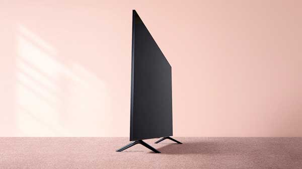 تلویزیون صفحه تخت سامسونگ مدل 75Q60T