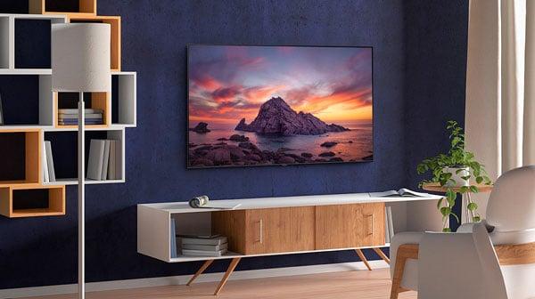تلویزیون کیولد سامسونگ مدل 58Q60T