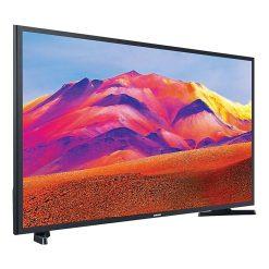 نمای تلویزیون سامسونگ 43 اینچ مدل 43T5300 از زاویه چپ