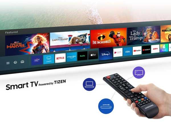 تلویزیون هوشمند سامسونگ مدل 65TU7000