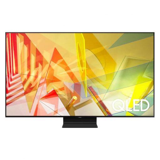 طراحی تلویزیون سامسونگ 65 اینچ مدل 65Q90T از روبرو