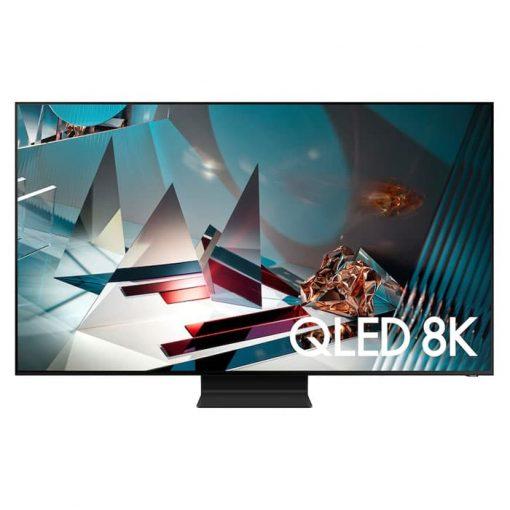 نمای تلویزیون سامسونگ 65 اینچ مدل 65Q800T از روبرو