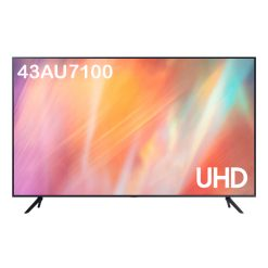 تلویزیون 43 اینچ سامسونگ مدل AU7100
