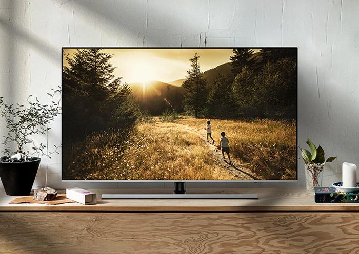کیفیت فوق العاده تصاویر در تلویزیون ال جی 65UP8150