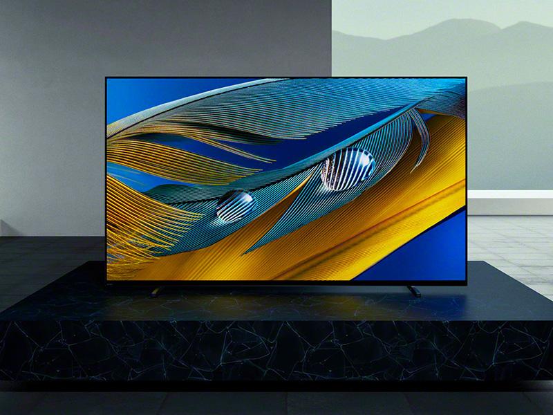 تلویزیون 55 اینچ سونی مدل 55A80J