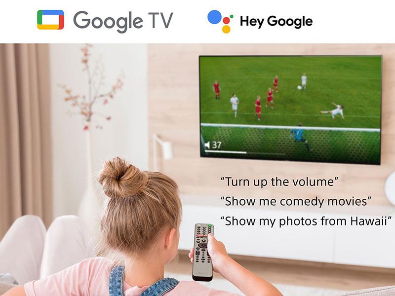 قابلیت های هوشمند تلویزیون سونی