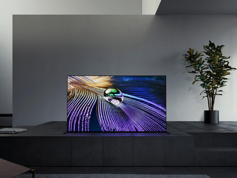 تلویزیون 55 اینچ سونی مدل 55A90J