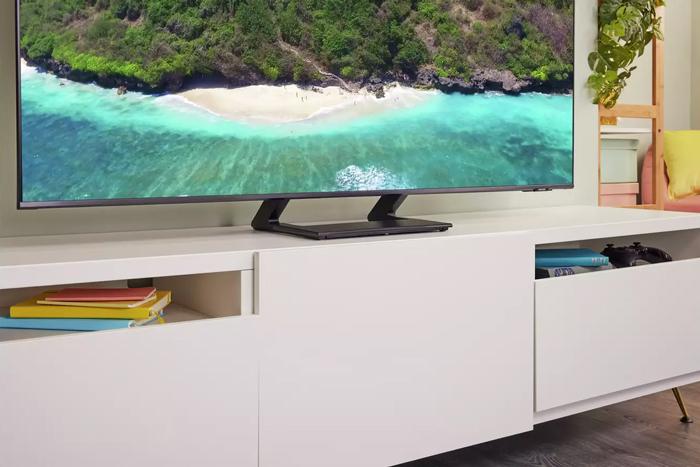 کیفیت استثنایی تصاویر با تلویزیون سامسونگ 55AU9000