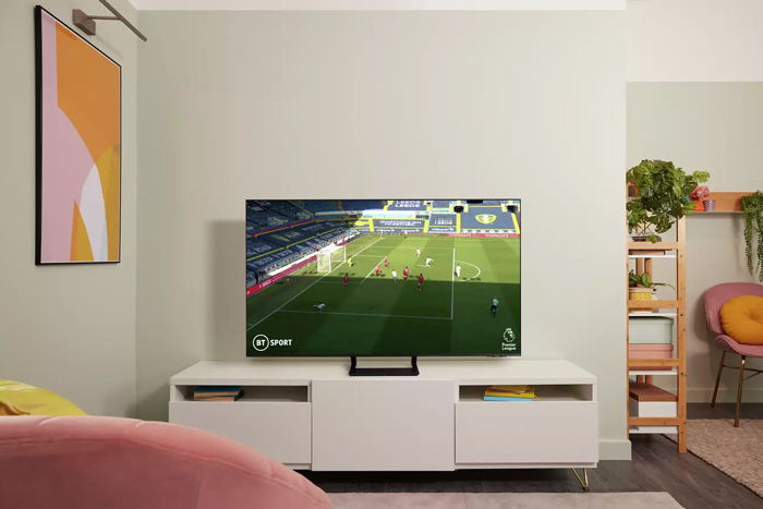 دیزاین دوست داشتنی تلویزیون سامسونگ 55AU9000