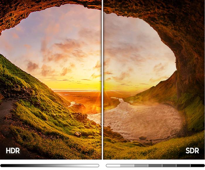 تصاویر فوق العاده با تلویزیون سامسونگ 65AU9000