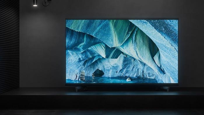 طراحی قابل قبول تلویزیون سونی 50X75