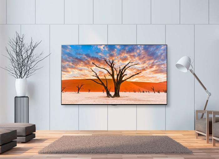 طراحی فوق العاده تلویزیون ال جی 65QNED99